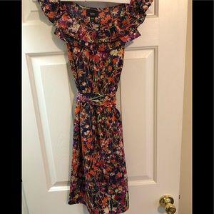 Colorful Merona dress